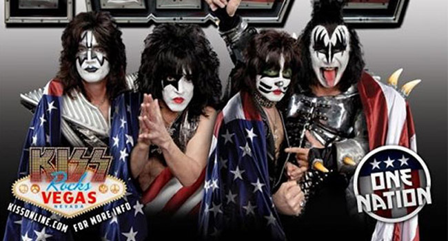 KISS - Freedom To Rock Tour