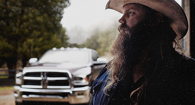 Chris stapleton honored with ascap vanguard award the for Songs chris stapleton wrote for others