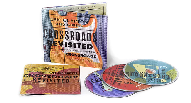 Eric Clapton - Crossroads Revisited
