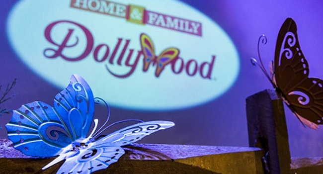 Home And Family visits Dollywood