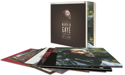 Marvin Gaye 'Volume 3: 1971-1981' 7 LPs set for May 27th