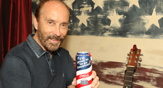 Lee Greenwood Share a Coke and a Song