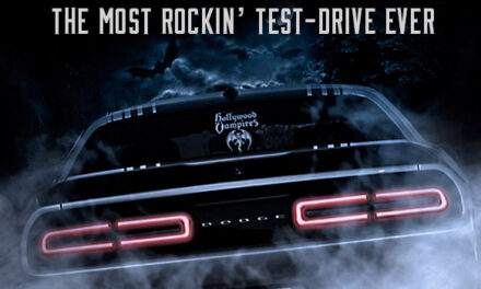 Test drive a new Dodge and win tickets to see Hollywood Vampires
