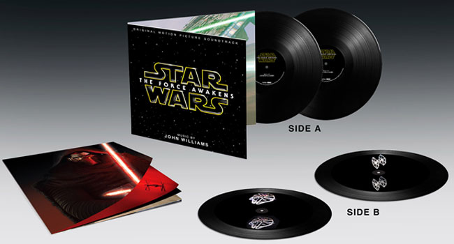 Star Wars: The Force Awakens LP