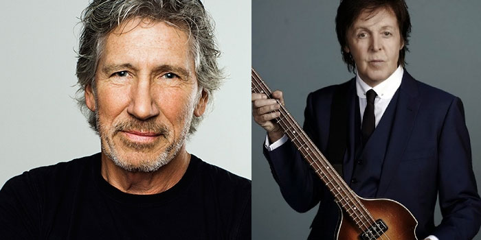 Roger Waters, Paul McCartney