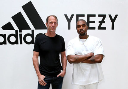 adidas + KANYE WEST