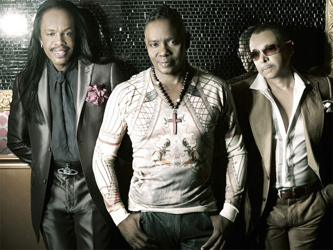 Earth Wind & Fire European tour