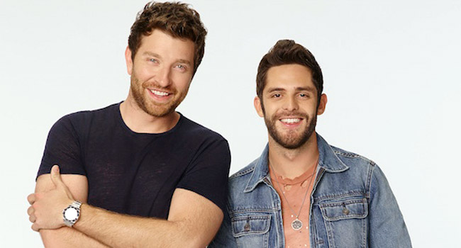 Brett Eldredge, Thomas Rhett CMA Music Fest