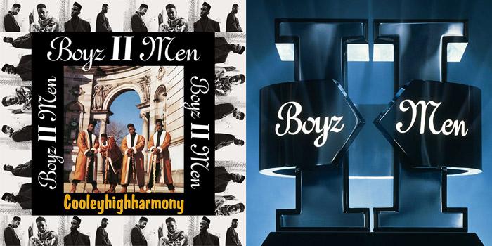 Boyz II Men gets reissued on vinyl