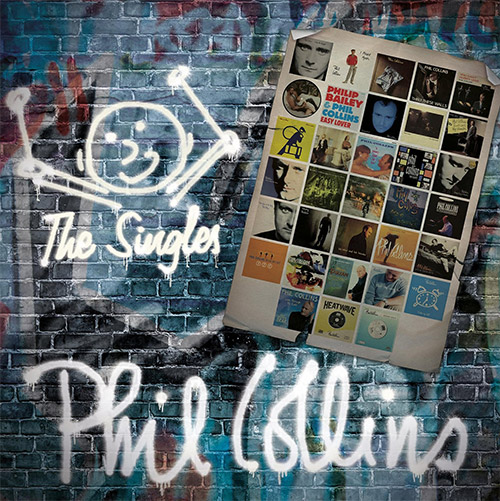 Image result for Phil Collins the singles