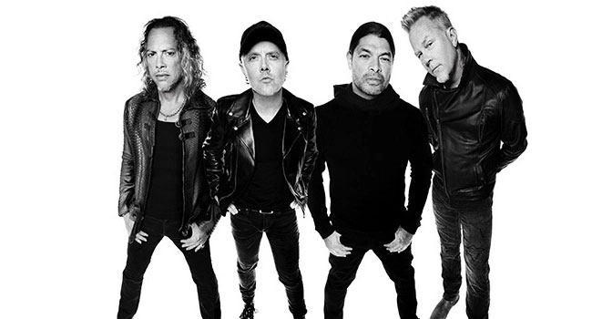 Metallica announces Hit The Stage contest - The Music Universe