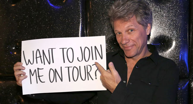 Bon Jovi returns to rock Dallas as part of 2017 nationwide tour