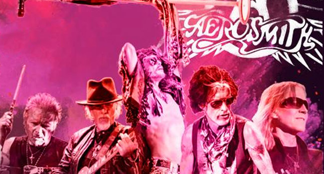 For more than 45 years aerosmith has been the quintessential rock