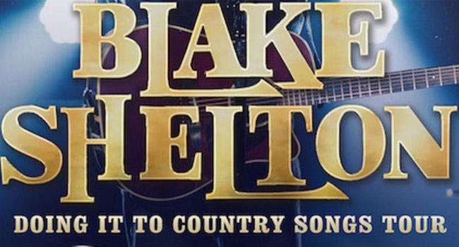What Songs Has Blake Shelton Written