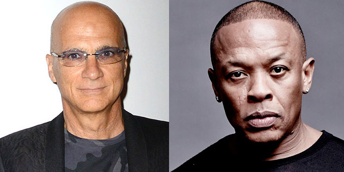Jimmy Iovine & Dr Dre - The Defiant Ones