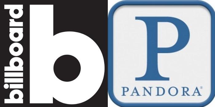 Billboard, Pandora