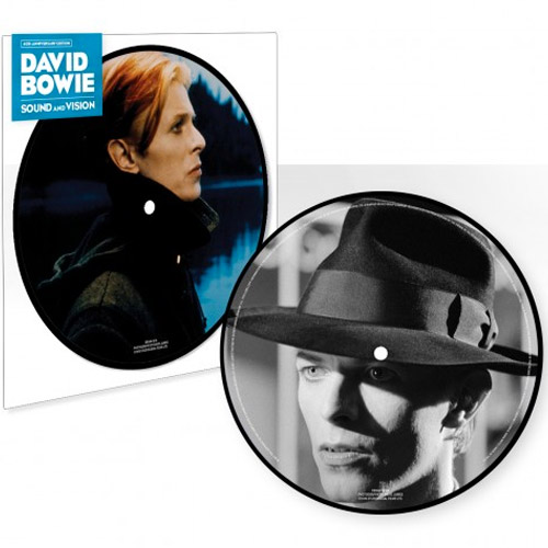 David Bowie - Sound And Vision 40th Anniversary