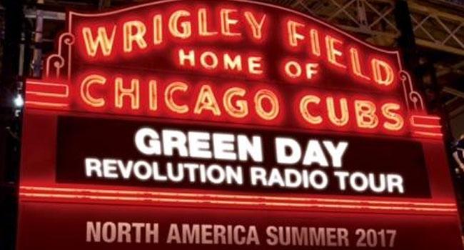 Green Day Writley Field