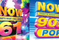 NOW 61 & NOW 90s Pop