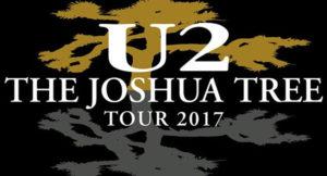 U2 - The Joshua Tree Tour 2017
