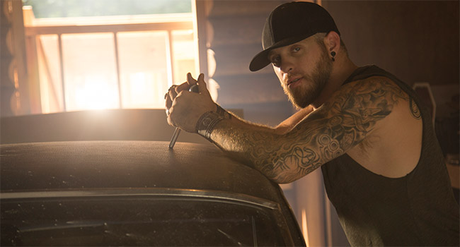 Brantley Gilbert expands tour into summer - The Music Universe
