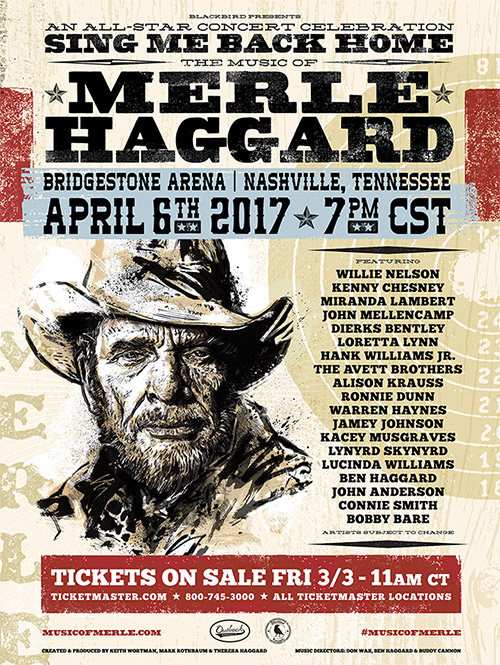 Sing Me Back Home: The Music Of Merle Haggard