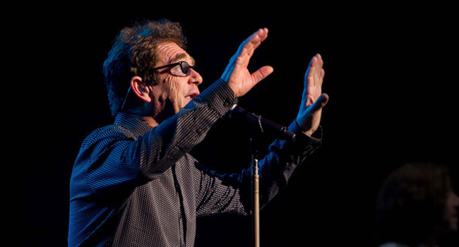 Huey Lewis at St. George Theater