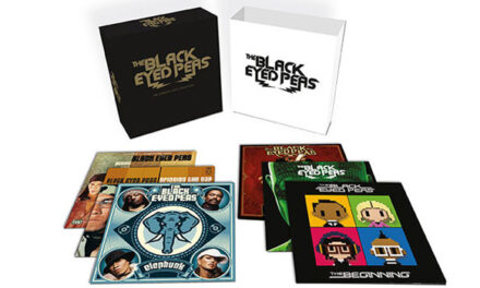 UMe announces 'The Black Eyed Peas – The Complete Vinyl Collection'
