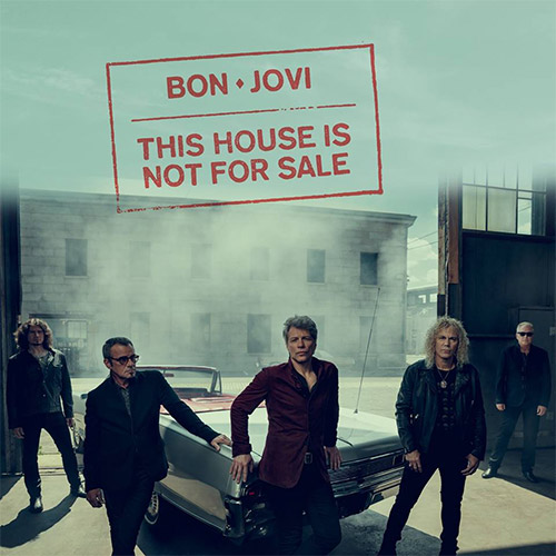 Bon Jovi - This House Is Not For Sale video/single