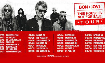 Bon Jovi recruiting local acts as tour openers