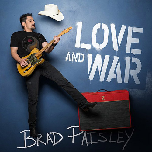 Brad Paisley - Love & War