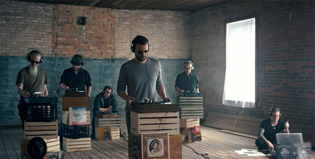 Eric Church scores No 1 with Record Year