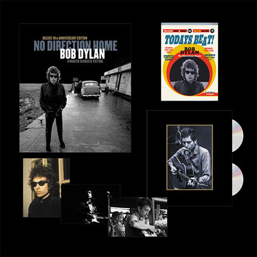 No Direction Home: Bob Dylan - 10th Anniversary Box Set