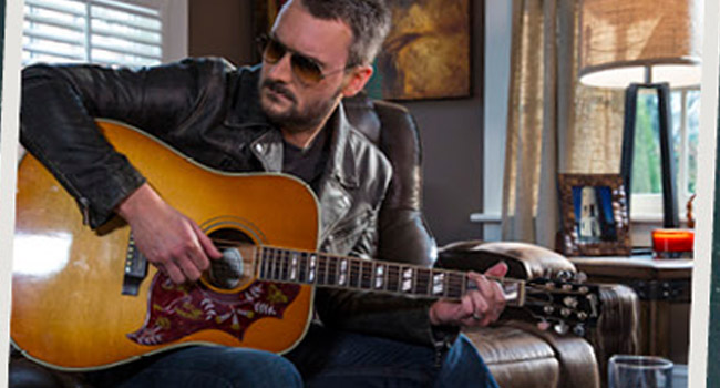 Eric Church - The Highway To Home Collection