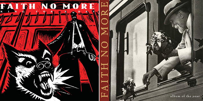 Faith No More Deluxe Reissues