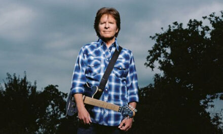 John Fogerty announces '50 Year Trip: Live at Red Rocks'