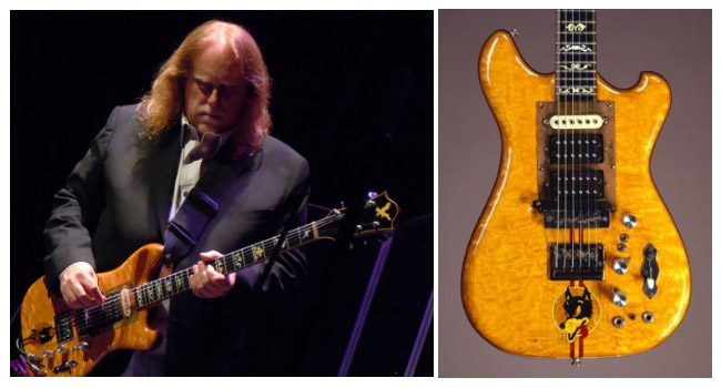 Jerry Garcia Wolf guitar for sale at auction