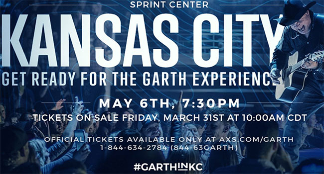 Garth in KC
