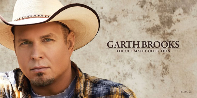 Garth Brooks - The Ultimate Collection