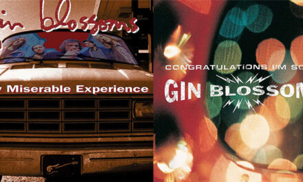 Two Gin Blossoms reissues detailed for black, colored vinyl