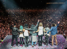 2017 Guns N Roses Not In This Lifetime Tour Dates