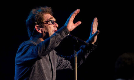 Huey Lewis, Don McLean among 'The Big Interview' season eight guests