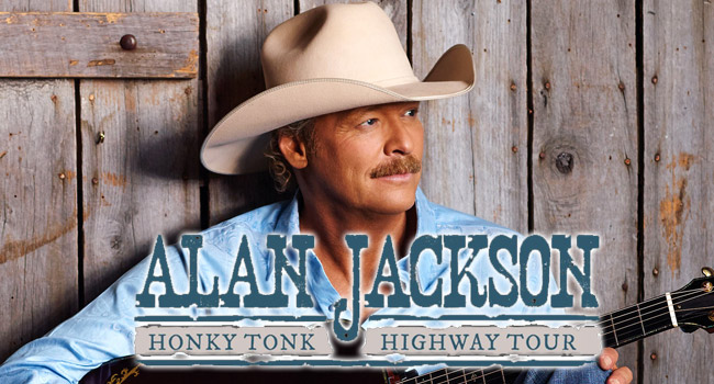Image result for alan jackson tour