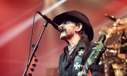AXS TV honors Lemmy with Merry Metal-Thon