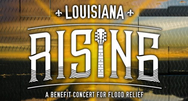 Louisiana Rising: A Benefit Concert for Flood Relief
