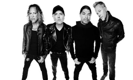 Metallica introduces limited edition 'Black Album Whiskey Pack'