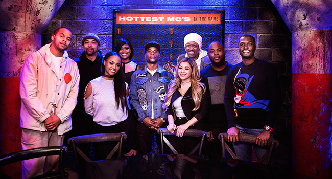MTV2 Presents: Hottest MCs in the Game 2016