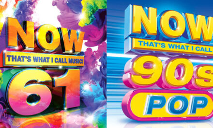 'NOW 61', 'NOW 90s Pop' available Jan 27th