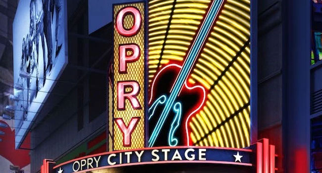Opry City Stage NYC