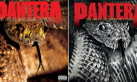 Pantera announces 20th anniversary reissue of 'The Great Southern Trendkill'